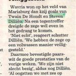 gs-hoboken-steven-dillien-krantenknipsel